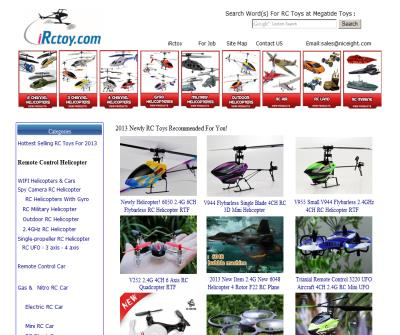 Hot Selling Toys,Newest RC Toys, RC helicopters, RC cars, RC airplanes, remote controlled toys, Megatide Toys Factory since 1996