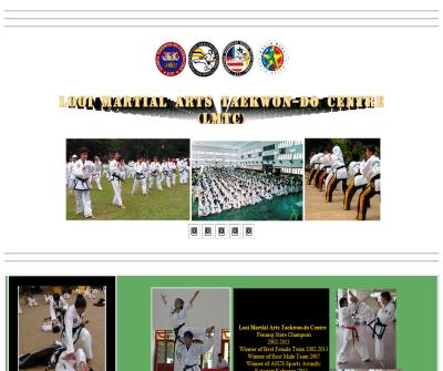 Looi Martial Arts Taekwon-do Centre [LMTC]