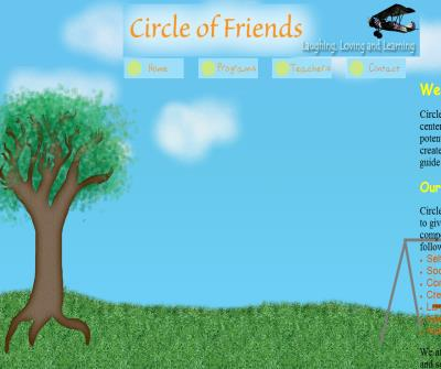 Circle of Friends Reno Daycare and Learning Center
