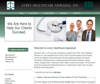Avery Healthcare Appraisal, Inc