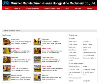 Henan Hongji Mining Machinery Co., Ltd.