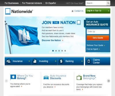 Car Insurance from Nationwide