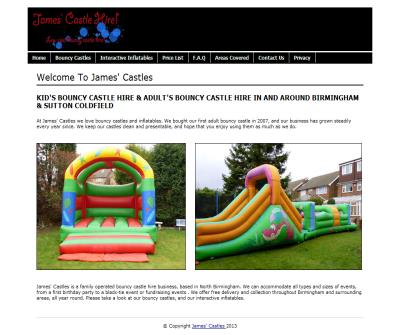 Bouncy Castle & Inflatable Hire