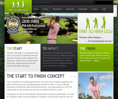 The Start to Finish Golf Academy at Poland Spring Resort