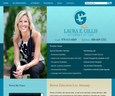Law Office of Laura E. Gillis, LLC