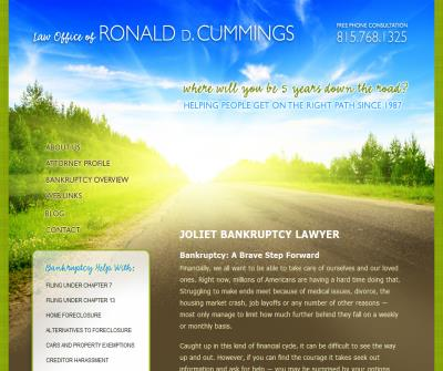 Law Office of Ronald D. Cummin
