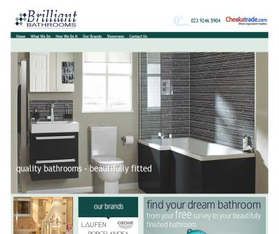 Bathroom Suppliers Hampshire