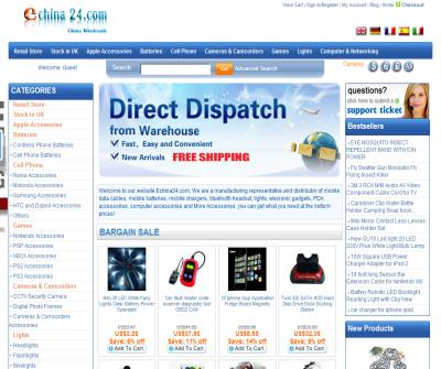 Wholesale - Buy China Wholesale Products from Chinese Wholesalers on echina24.com