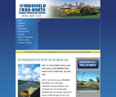 Windshield Replacement - Windshield Pros-North