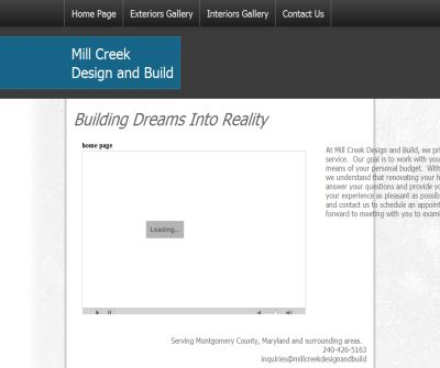 Mill Creek Design and Build