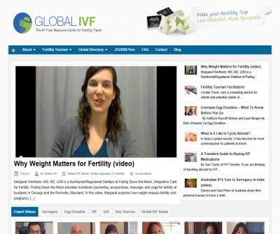 Global IVF  The Global Guide for IVF and Assisted Reproduction