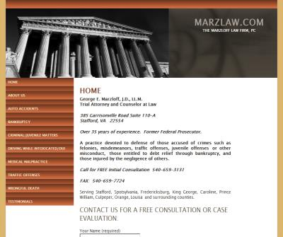 The Marzloff Law Firm, PC