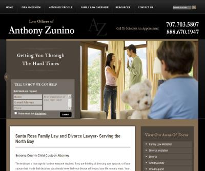 Mediation and Law Office of Anthony Zunino