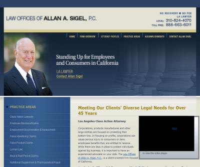 Law Office of Allan A. Sigel, P.C.