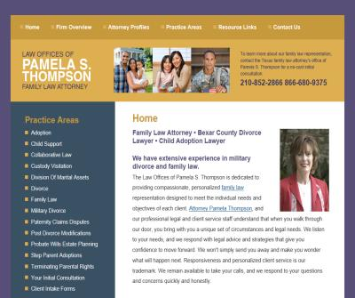 Law Offices of Pamela S. Thompson