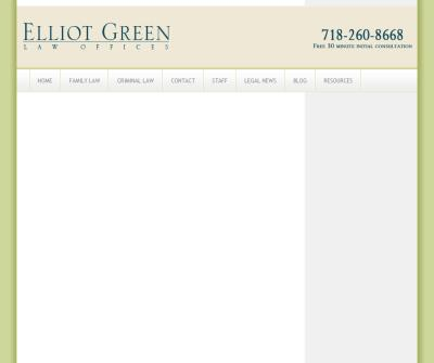 Elliot Green Law Offices