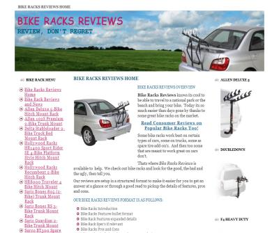 Bike Racks Reviews