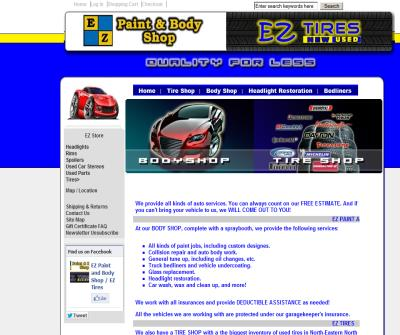 EZ Paint and Body Shop / EZ Tires