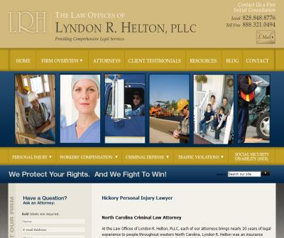 The Law Offices of Lyndon R. Helton, PLLC