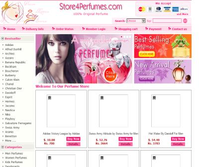 Buy Perfumes in India Online, Perfume Gifts to India: Low Cost Perfumes Delivery in India