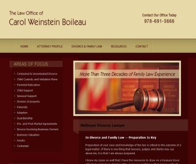 The Law Office of Carol Weinst