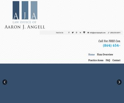 Aaron J Angell- Attorney at Law