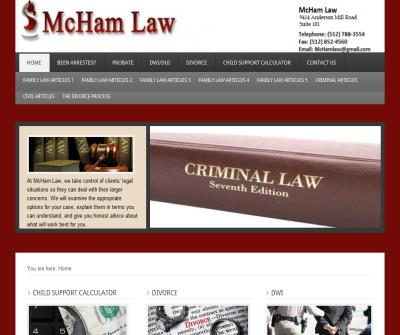 Williamson and Travis County Lawyer