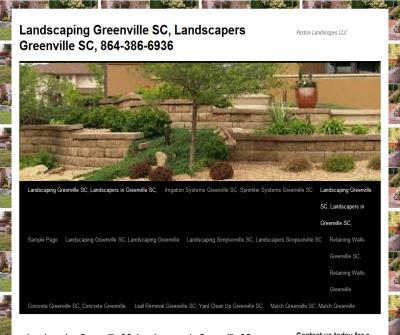 Landscapers-Landscaping-Greenville SC-Simpsonville-SC landscapers-Upstate SC