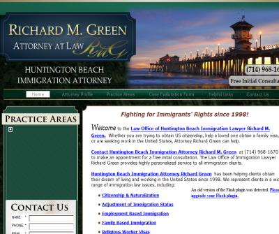 Richard M. Green, Attorney at Law
