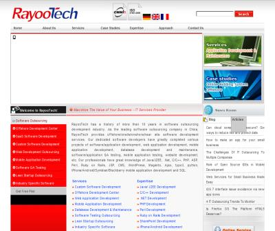 RayooTech Software Outsourcing