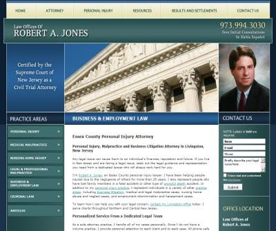 Law Offices of Robert A. Jones