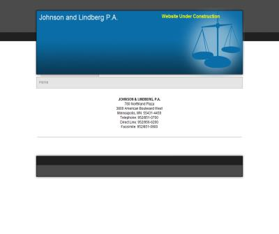 Johnson & Lindberg, P.A.