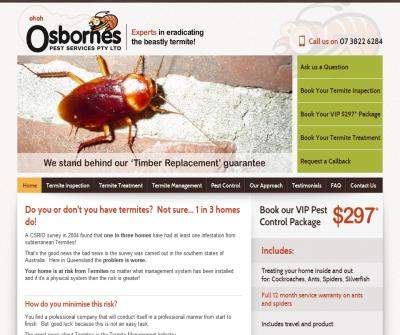 Osborne Pest Management Services