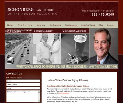 Schonberg Law Offices of the Hudson Valley, P.C.