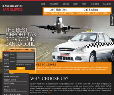 Fast Bengaluru Airport Taxi Service || Best Airport Taxi Hire Call