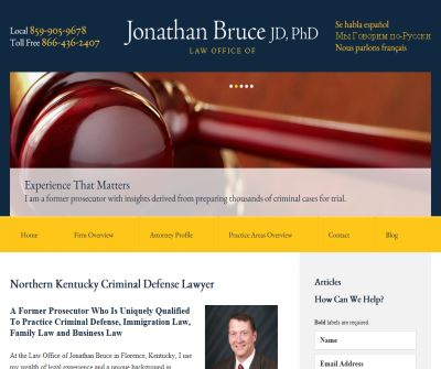 Law Office of Iversy Velez & Jonathan Bruce