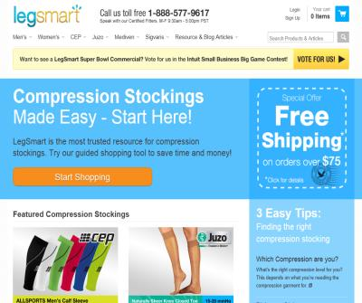 Mediven Compression Stockings - Leg Smart