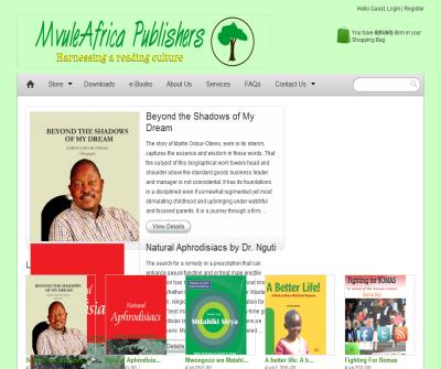 Mvule Africa Publishers