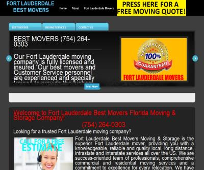 Fort Lauderdale Best Movers