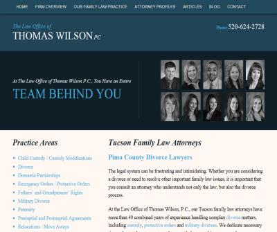 The Law Office of Thomas Wilson P.C.