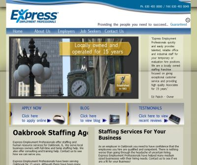 Staffing Agencies Oakbrook