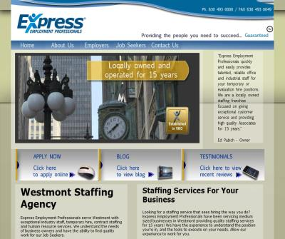 Staffing Agencies Westmont