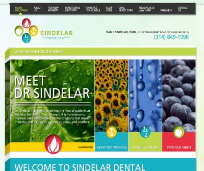 Welcome General Cosmetic TMJ Sleep Disorder Dentist Dr. Dan Sindelar