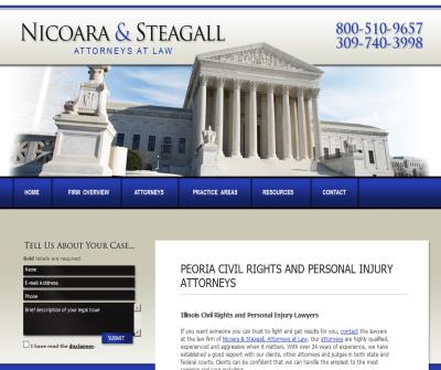 Nicoara & Steagall, Attorneys at Law