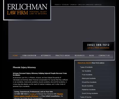 Erlichman Law Firm - Personal Injury Attorney