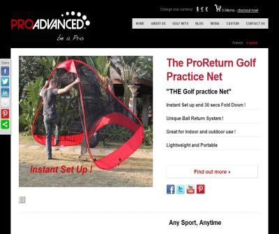 Pro-advanced.com Best Golf Practice Nets