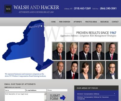 Walsh and Hacker, Attorneys and Counselors at Law