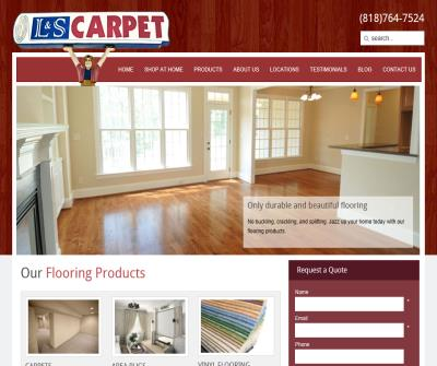 L & S Carpet Inc