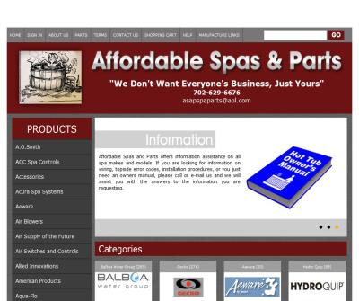 Spa cover, spa parts, parts for spas