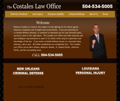 The Costales Law Office